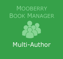 Mooberry Book Manager Multi-Author